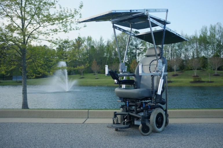 Wheelchair | Solar Powered Inventions That Will Change The World [2nd Edition] | Homesteading